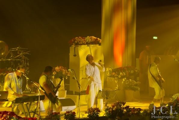 Faith No More Sonisphere festival 2012