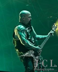 Slayer Sonisphere 2013