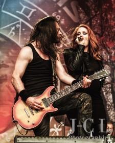 Epica - Sonisphere 2013