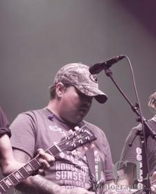Black stone cherry Sonisphere 2012