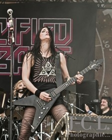 Crucified Barbara Sonisphere 2013